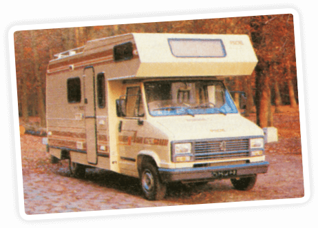 Collection Camping Car