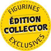 Édition collector : figurines exclusives