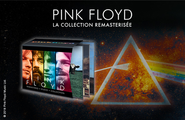 Pink Floyd - La collection remasterisée
