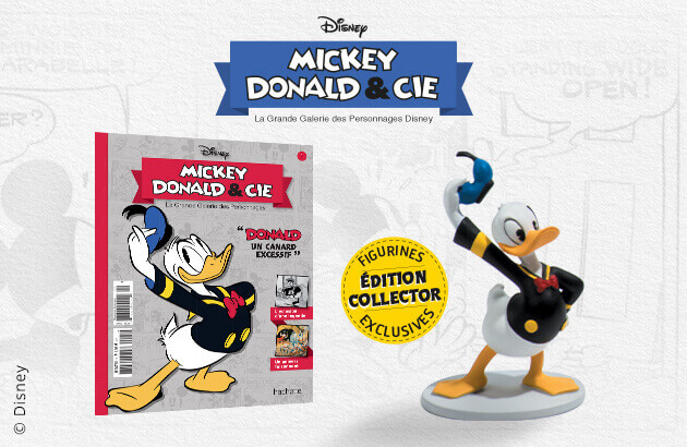 Mickey, Donald & Cie