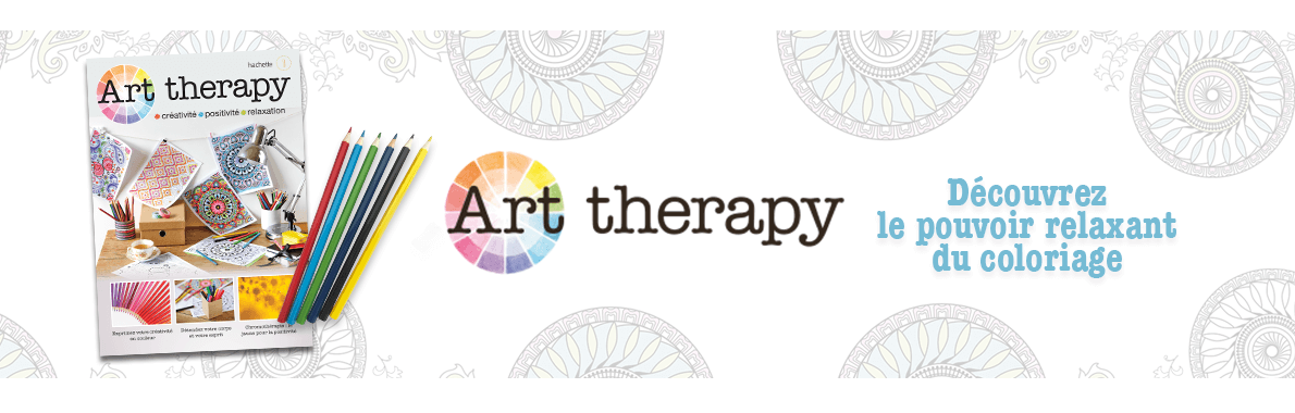 Art Therapy - Le coloriage relaxant